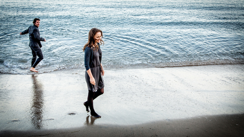 Christian Bale and Natalie Portman star in Terrence Malick's Knight of Cups.