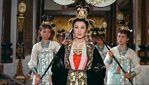 lili22 - Li in Empress Wu##########b##########SHAW BROTHERS