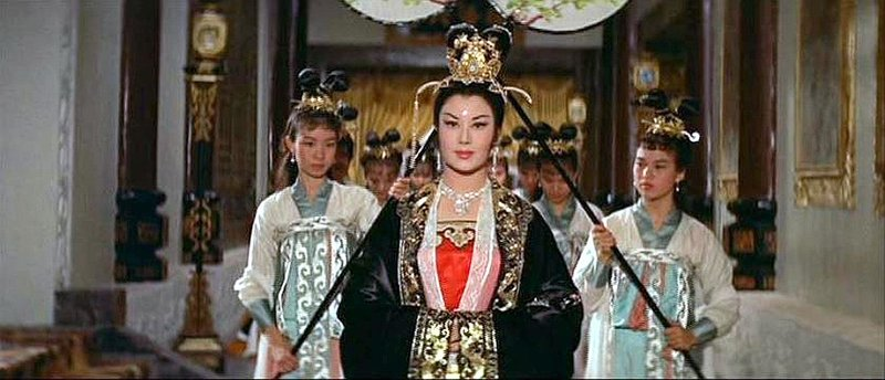 lili22 - Li in Empress Wu##########b##########SHAW BROTHERS